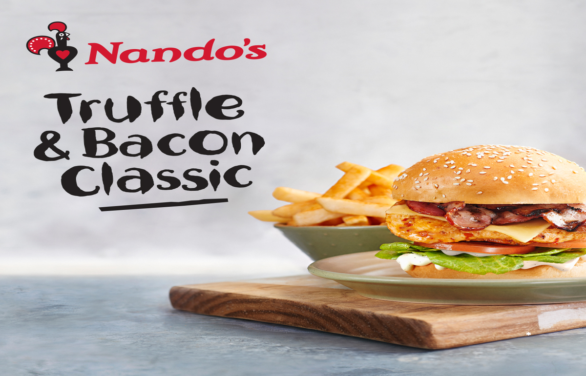 Truffle & Bacon Classic offer